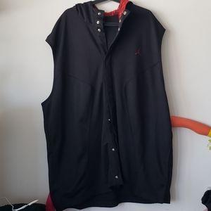 Nike Air Jordan Hooded Jersey Vest